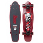 Penny Cruiser Tony Hawk Crest Maroon 27 IN