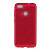 Husa protectie spate Eurocell air red pt Huawei P9 Lite Mini