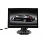 Display auto LCD 4.3 inch D701 cu ventuza pentru parbriz