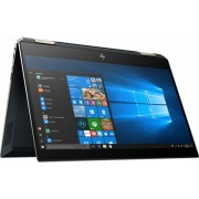 """Laptop 2in1 HP Spectre x360 13-aw0029nn (Procesor Intel® Core™ i5-1035G4 (6M Cache, up to 3.70 GHz), Ice Lake, 13.3"""" FHD, Touch, 8GB, 256GB SSD, Intel® Iris® Plus Graphics, FPR, Win10 Home, Albastru)"""