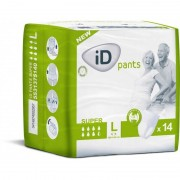 Ontex ID Pants Slip Absorbant / Pants - ID Pants L Super