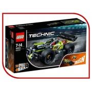 Lego Конструктор Lego Technic Зелёный Гоночный Автомобиль 42072