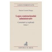 Legea contenciosului administrativ. Editia 2.