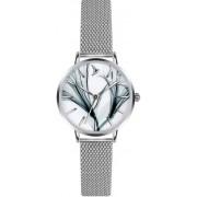 Emily Westwood Gulf Silver Mesh Watch ECI-2514