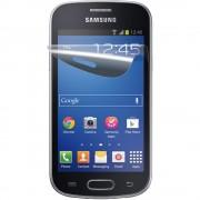 Folie De Protectie Transparenta Alb SAMSUNG Galaxy Trend Lite Cellularline