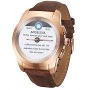 "MyKronoz ZeTime Premium 1.05"" TFT Oro rosa smartwatch"