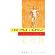 Unbranded Essential anatomy for martial and healing arts 9780834804432