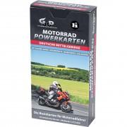Powerkarten Motorrad Box Deutsche Mittelgebirge