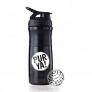 Shaker Pur Ya! BPA free Negru 828ml BLENDER BOTTLE