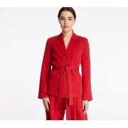 Pietro Filipi Lady's Jacket Bright Red