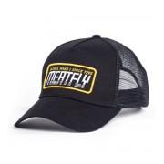 MEATFLY baseball sapka - Garage trucker - C-Black - MEAT004
