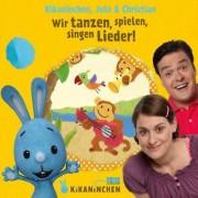 PID Kikaninchen/Jule et Christ - Wir Tanze Spielen Singen Lieder!/Das 2De Album [CD] Importation USA