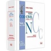 Noul Cod civil vol. II art. 1.164-2.664 adnotat cu doctrina si jurisprudenta ed. 2 - Viorel Terzea