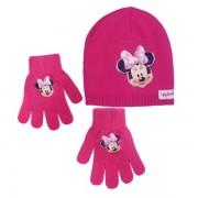 Zimski set kapa i rukavice MINNIE, D12258