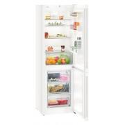 Combina frigorifica Liebherr CP 4313, 308 L, SmartFrost, Display, Control taste, Sertar legume, Alarma usa frigider, H 186.1 cm, A+++, Alb