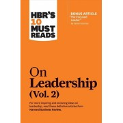 "Hbr's 10 Must Reads on Leadership, Vol. 2 (with Bonus Article ""the Focused Leader"" by Daniel Goleman), Paperback/Harvard Business Review"