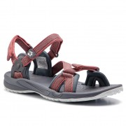 Sandale JACK WOLFSKIN - Lakewood Ride Sandal W 4019041 Rose Quartz