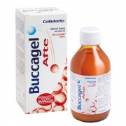 Buccagel Afte Collutorio, bottiglia da 200ml