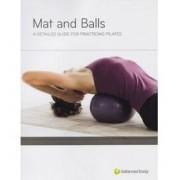 Sissel Manuale B.B.U. Pilates Mat & Ball, inglese