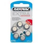 Baterija za sluŠni aparat Rayovac675