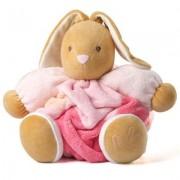 Coniglietto plume rosa patchwork Kaloo cm. 30