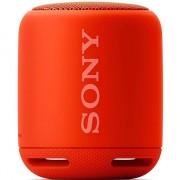 Boxa portabila Sony SRSXB10R, EXTRA BASS, Bluetooth, NFC, Wi-Fi, Rezistenta la stropire, Rosu