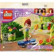 LEGO Friends Set #30101 Skateboarder Bagged