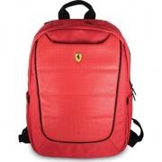 "Rucsac Laptop Original Ferrari Scuderia Pit Stop Collection, 15"", Rosu"