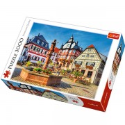 Trefl Puzzle Slagalica Market square Heppenhaim 3000 kom (33052)