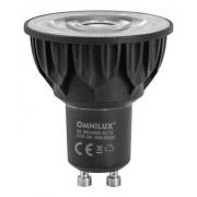 Omnilux GU-10 COB 5W LED dim2warm