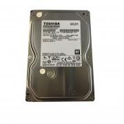 Disco Duro Toshiba DT01ACA100 3.5'', 1TB, SATA III, 6 Gbit/s, 7200RPM, 32MB Cache