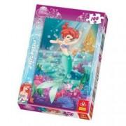 Puzzle Mica Sirena 100 pcs Trefl