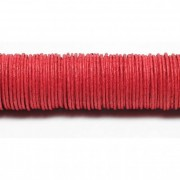 Drót papírborítású fém 0,80 mm x 22 m 50 g piros