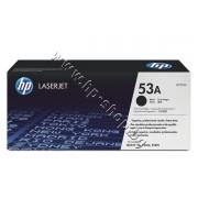 Тонер HP 53A за P2014/P2015/M2727 (3K), p/n Q7553A - Оригинален HP консуматив - тонер касета
