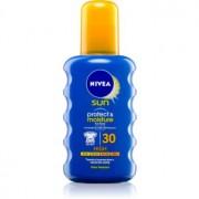 Nivea Sun Protect & Moisture spray solar hidratante 200 ml