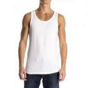 Mey Singlet Organic White ( 48700)