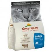 Almo Nature Holistic Sterilised Manzo e Riso - 2 kg