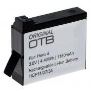 Bateria para GoPro Hero4 - 1160mAh