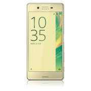 Sony Xperia X 32GB, lime-gold