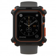Apple Watch 5 / 4 44mm UAG Watch Case Black / Orange