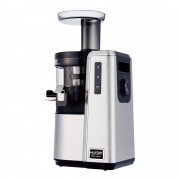 Hurom HZS Slow juicer 3rd Generation Rostfri/Silver