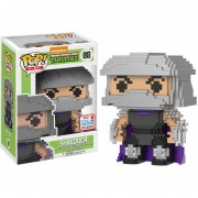 Funko Pop Shredder 8bit Destructor Nycc 2017 Fall Convention