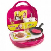 Mini bucatarie pentru copii Masha and the Bear Smoby