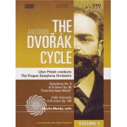 Video Delta Antonín Dvorák - The Dvorák cycle - DVD