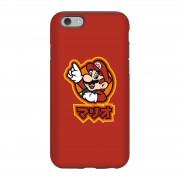 Nintendo Super Mario Mario Kanji Telefoonhoesje - iPhone 6S - Tough case - glossy