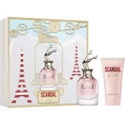 Scandal - Jean paul gaultier CONFEZIONE REGALO profumo 50 ml EDP SPRAY + body lotion 75 ml