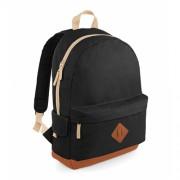 Bag base Heritage Backpack Black