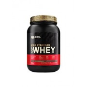 100% Proteina din zer Optimum Nutrition Whey Gold Standard Double Rich Chocolate 908g