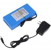 ER 12000mAh Batería De Litio-ion Batería Recargable Super + Cargador De Alimentación De CA Con Enchufe Para EE.UU.