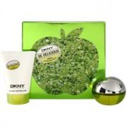 DKNY Be Delicious coffret VIII. Eau de Parfum 50 ml + leite corporal 100 ml